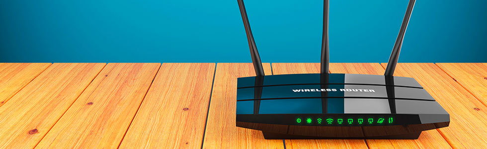 Home wireless network