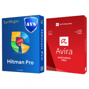 Avira and Hitman Pro Combo